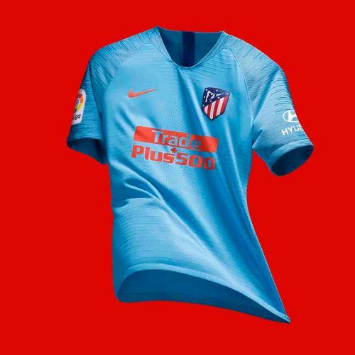 Galería de fotos de la camiseta suplente del Atlético de Madrid 2018 19 ab9eae7e02b