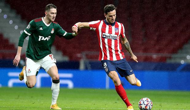 Temp. 20-21 | Atlético de Madrid - Lokomotiv | Saúl
