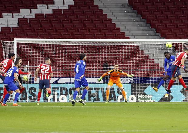 Temp. 2020-21 | Atleti-Getafe | Gol de Suárez