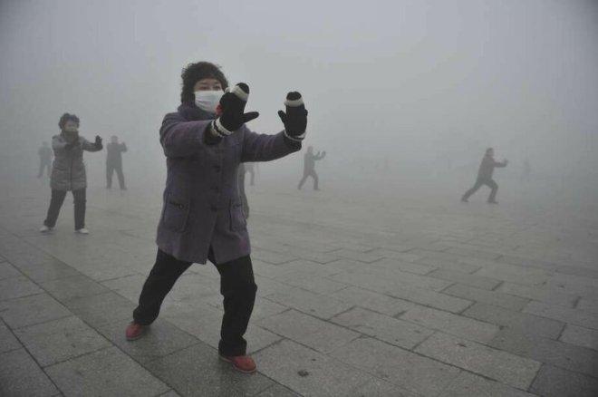 Как пережить загрязнение воздуха в Китае: 5 практических советов