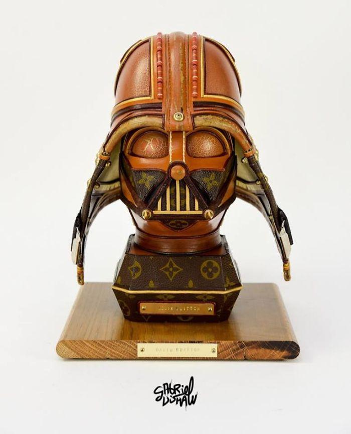 Габриэль Дишо. Звездные войны из Louis Vuitton.