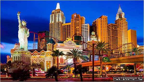 Привидения отелей Лас-Вегаса
