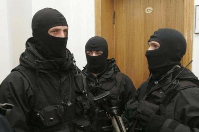 Стрілянина в Києві під час затримання озброєних людей