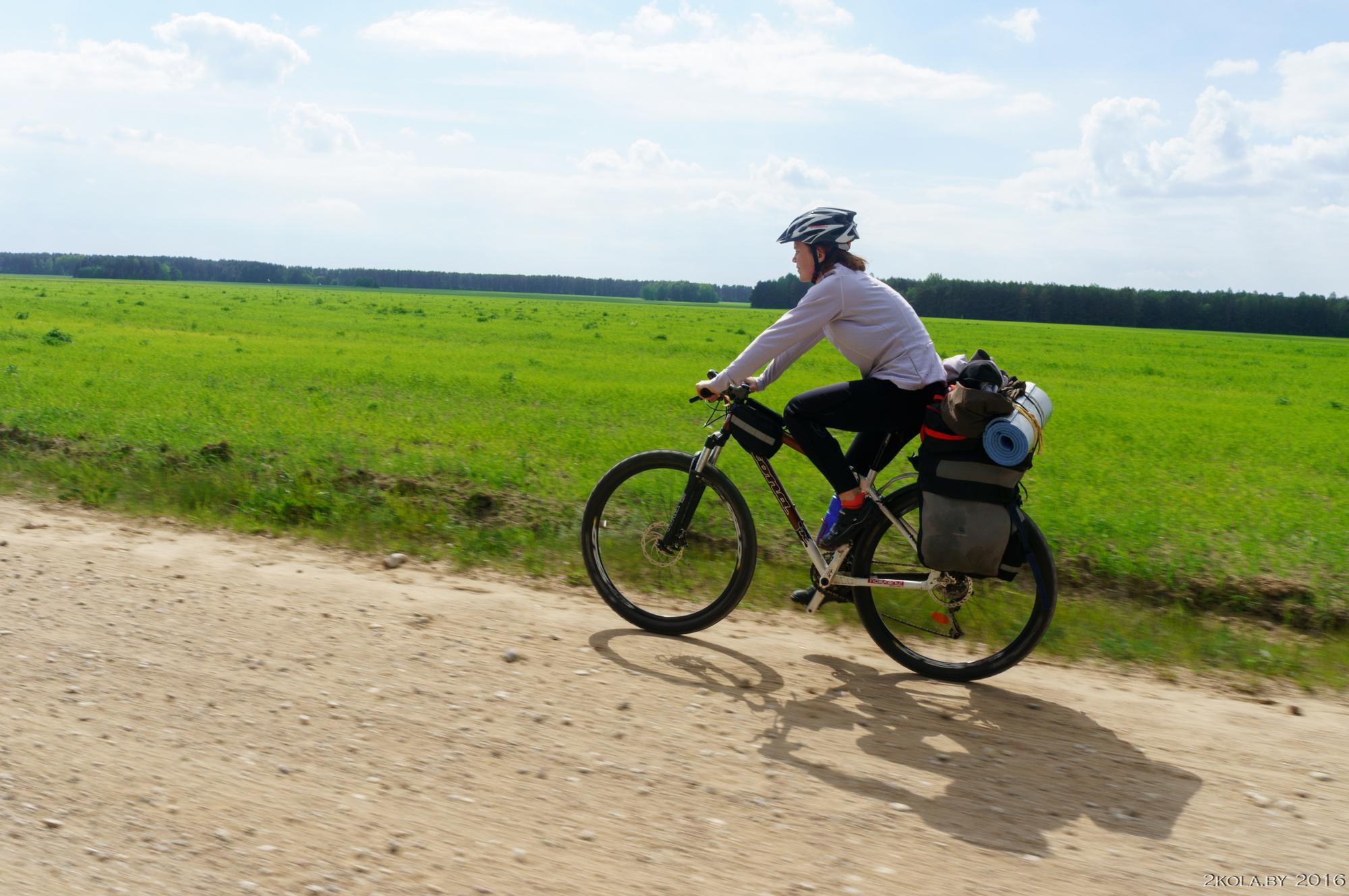 Велопоход вдоль Нёмана (Столбцы-Березовка)