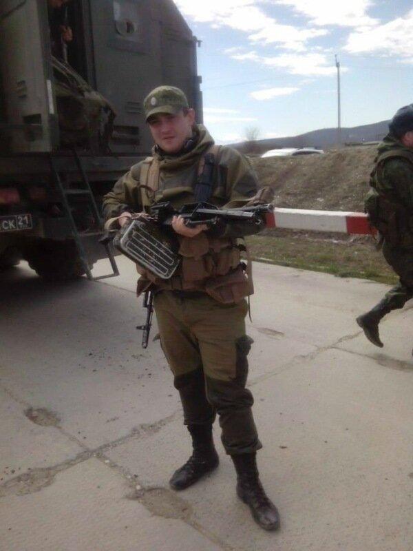 Фотосвідчення: 33 тя гірська бригада Росії в Україні