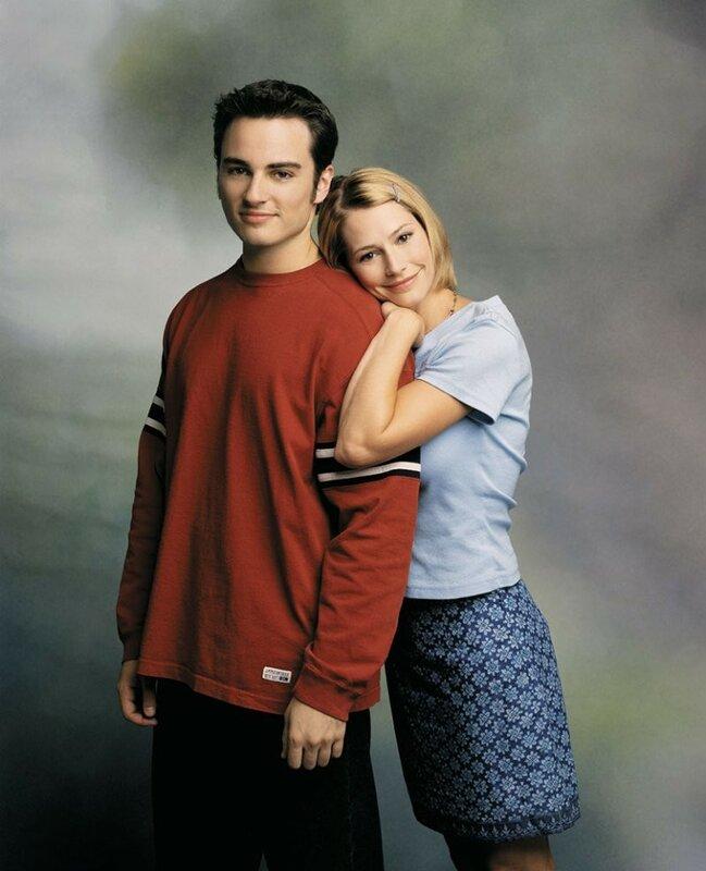 Мередит Монро – сериал «Бухта Доусона» (1998-2001, 32 года)