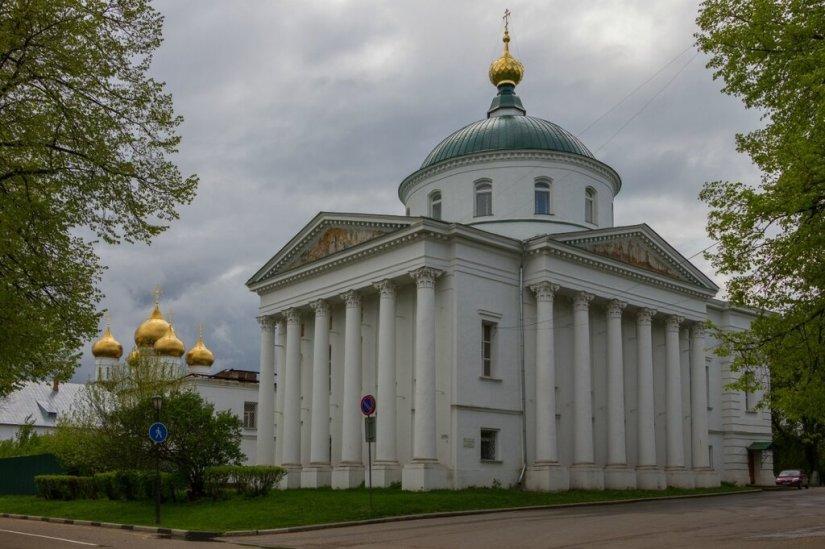 Ильинско-Тихоновская церковь, Ярославль