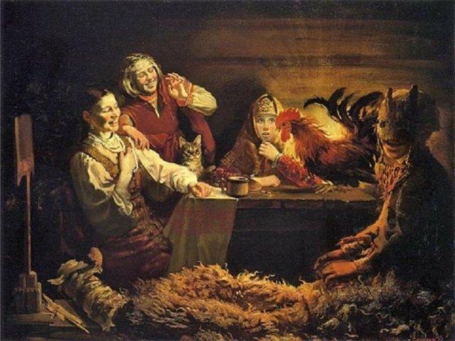 Новогодние, рождественские и другие зимние гадания