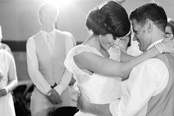 Парализованная невеста сама пришла на свадьбу