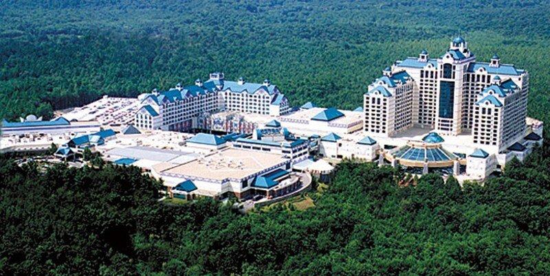 «Фоксвудз Ресорт»: самое большое в мире казино