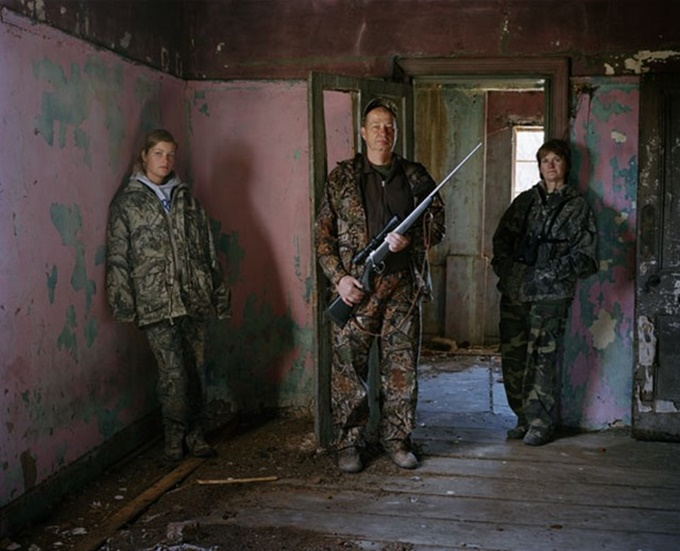 Дэвид Чанселлор. Фотографии охотников и их жертв в Африке