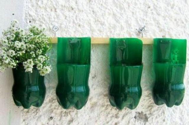 Самые полезные вещи из пластиковых бутылок