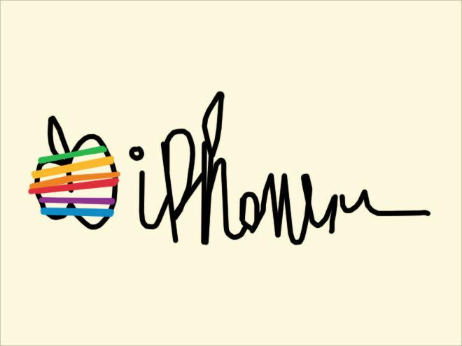 Известные логотипы, нарисованные почерком врачей