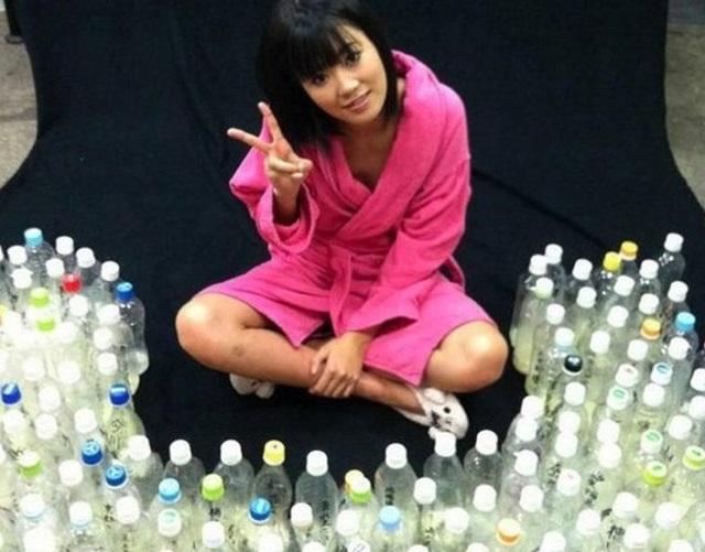Порно японска бутылка