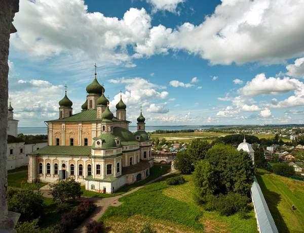 Река Вёкса, Нерль Волжская | Сайт посвященный туризму и ...