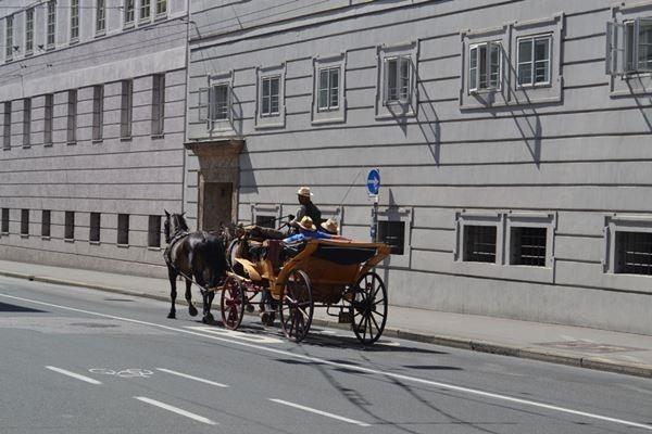Зальцбург: город сердца в сердце Европы