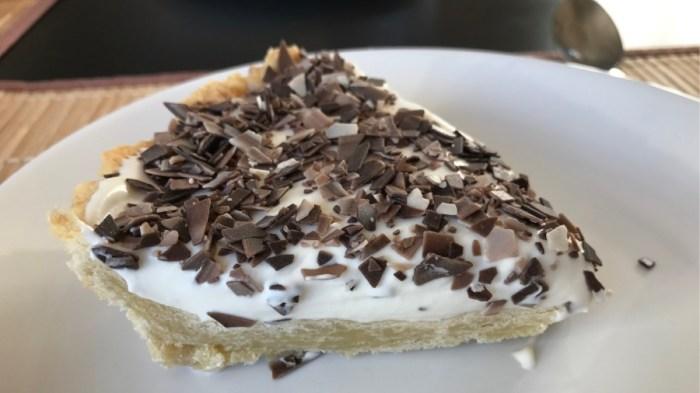 Мороженка! или Пирог с маскарпоне