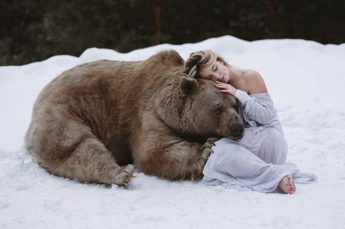 Ольга Баранцева. Портреты с животными.