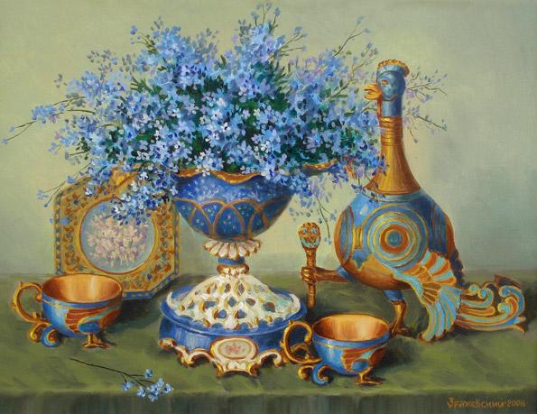 Аркадий Зражевский: восхищение тем, что вижу.