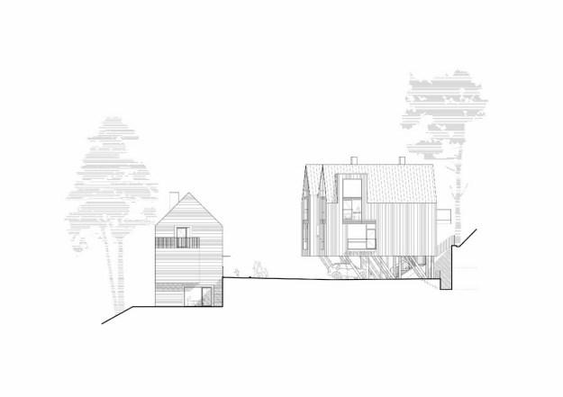Комплекс из 14 жилых домов, Павильнисский Региональный парк