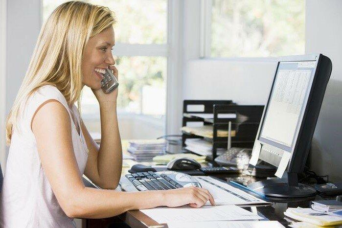Совет тем, кого задолбали телефонные звонки от рекламщиков
