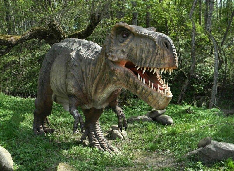 День титанозавра! Первый обзор древнейших времен нашей планеты