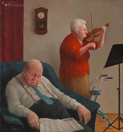 Мариус ван Доккум. Милые старики.