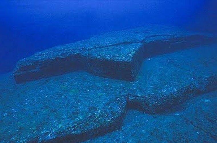 Японская Атлантида вблизи острова Йонагуни
