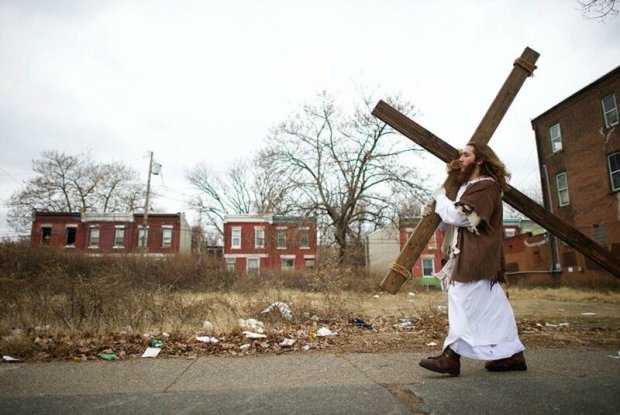 Майкл Грант: новый Христос из Филадельфии