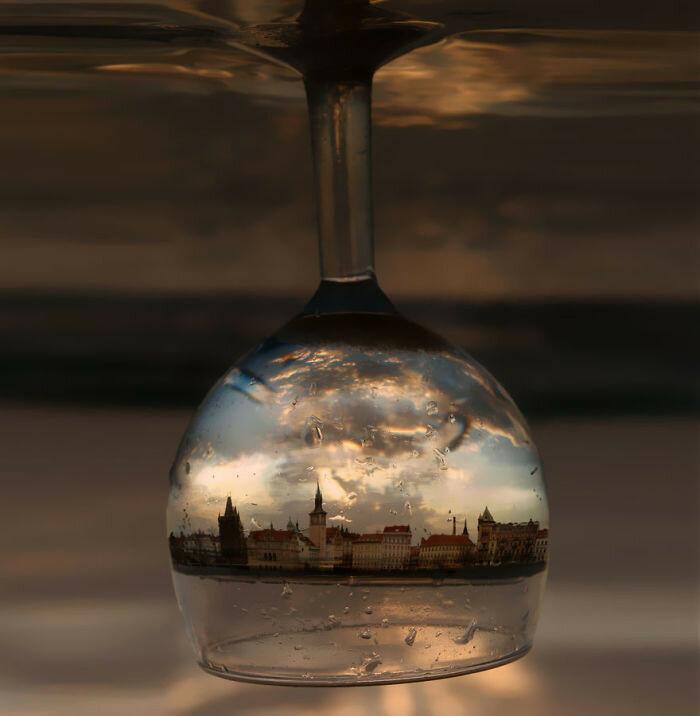 Прага в винном бокале