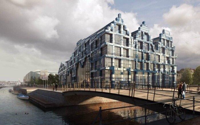 Лучшие проекты зданий года: результаты архитектурного конкурса Archdaily