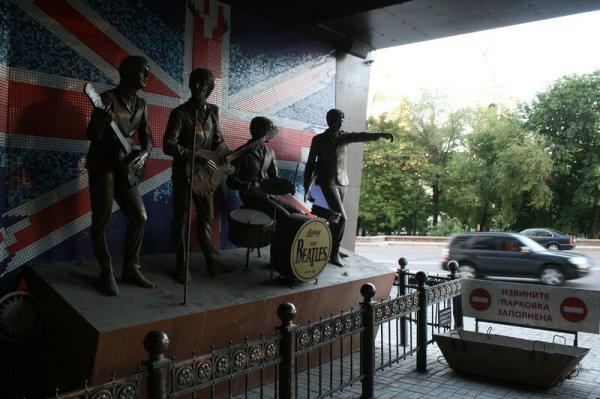 ДОНЕЦК. Два разных города: serge_novikov — LiveJournal
