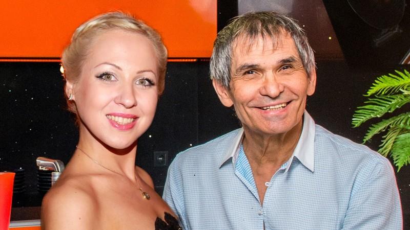 Бари Алибасов и Виктория Максимова - разница в возрасте 40 лет