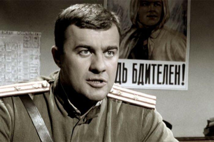 Михаил Пореченков в сериале *Ликвидация*, 2007