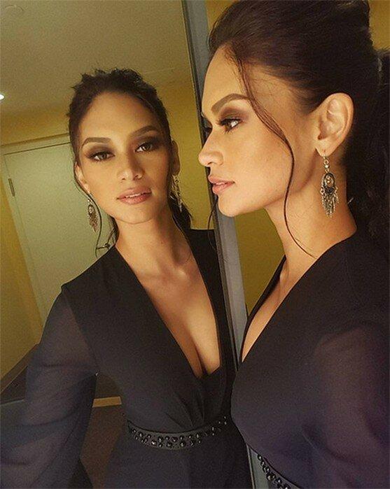 Откровенные фотографии из Instagram новой Мисс Вселенная Пиа Алонсо Вуртцбах