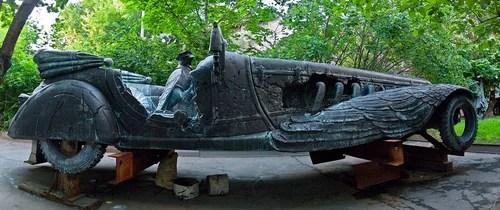 автомобиль Воланда