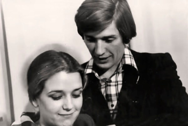 Александр Абдулов и Ирина Алфёрова. 1976 год: dubikvit ...