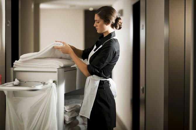 Секреты уборки, которые мы узнали от горничных