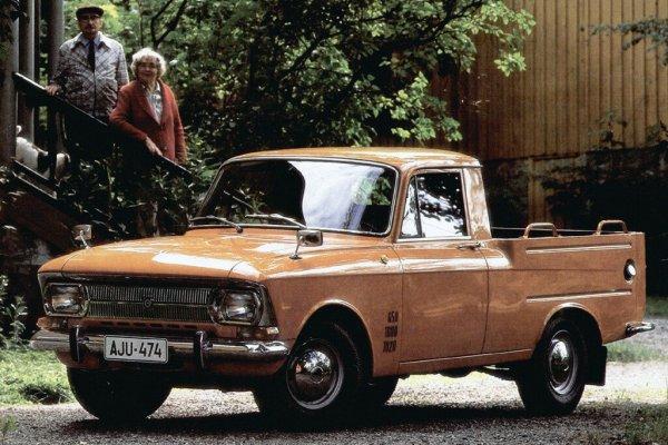 Малотоннажный грузовой автомобиль-пикап (4Х2) Иж-27151 ...