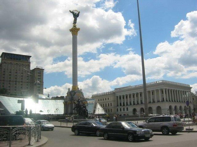 Україна й Америка очима ЦРУ. Пам'ятки, обрані американськими розвідниками