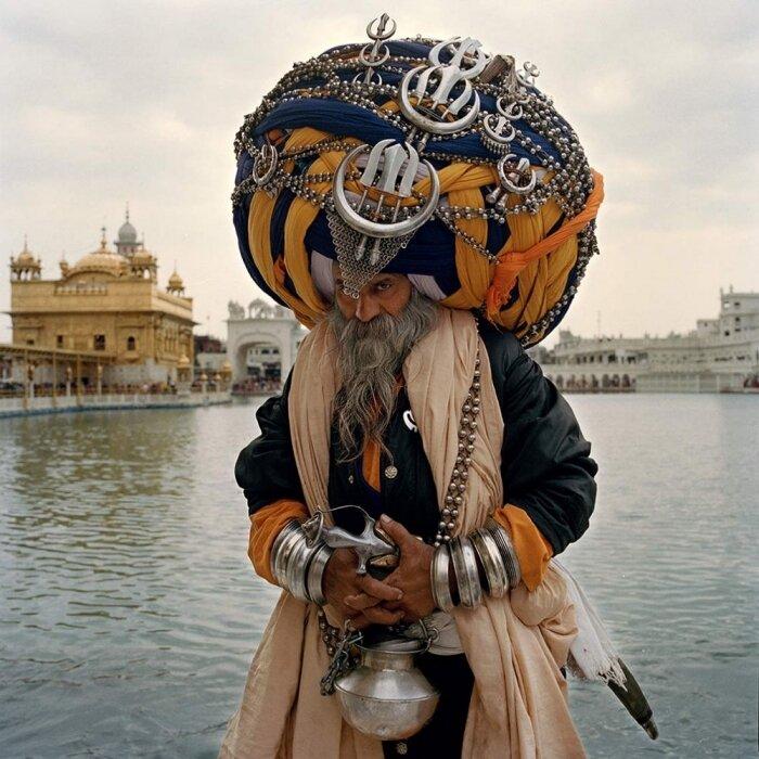 Индийские сикхи. Марк Хартман.