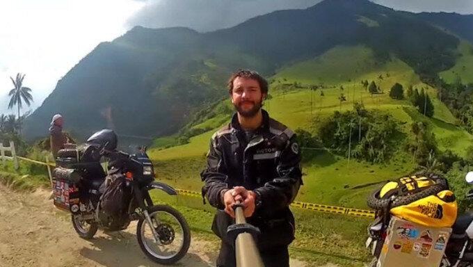 Видео. Самое зрелищное селфи в мире (рекорды Интернета)