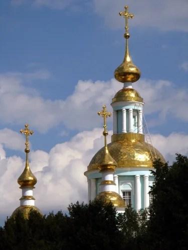 С праздником, православные!