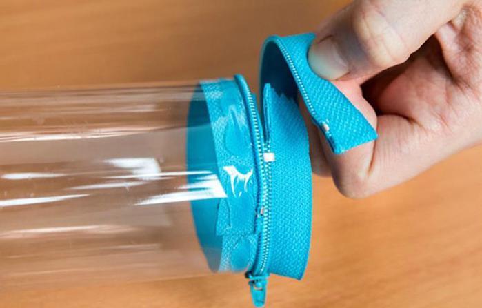 Как сделать органайзер или пенал из обычной пластиковой бутылки
