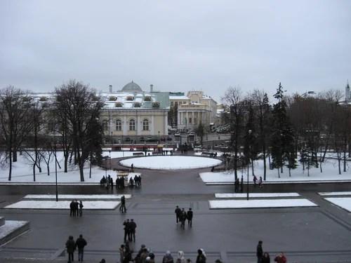 Александровский сад
