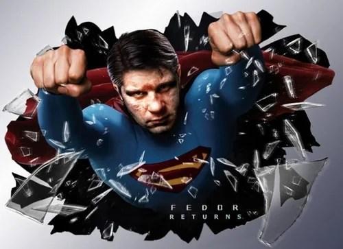 Fedor Superman