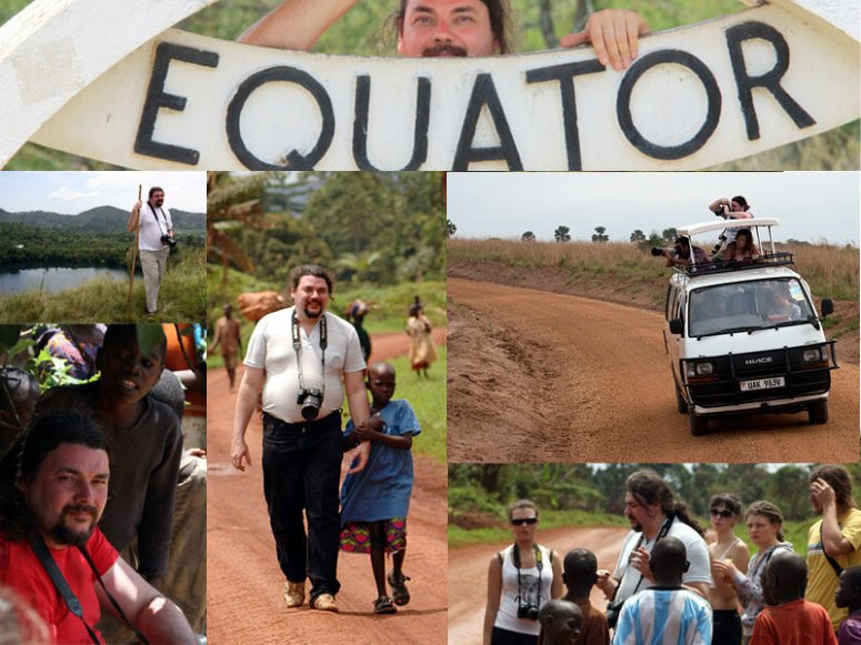 Фотосафари в Экваториальную Африку