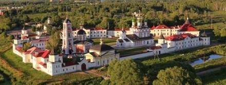 Фотография монастыря 2014 года