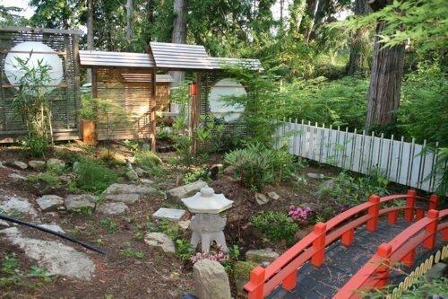 приемы и дизайн японского сада