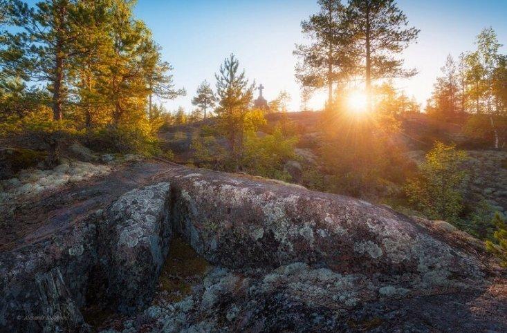 Красивые пейзажи Александра Кукринова